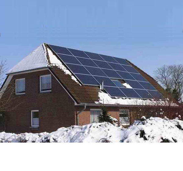 Residential PV power system Overview